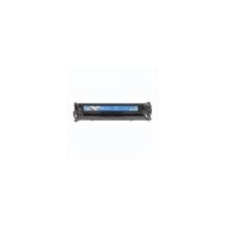 Toner Compatible HP 125A cian CB541A