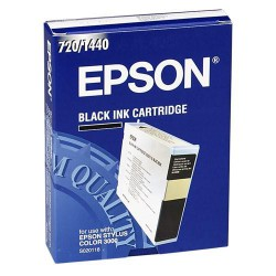 Cartucho  De Tinta Compatible EPSON S020118 negro S020118