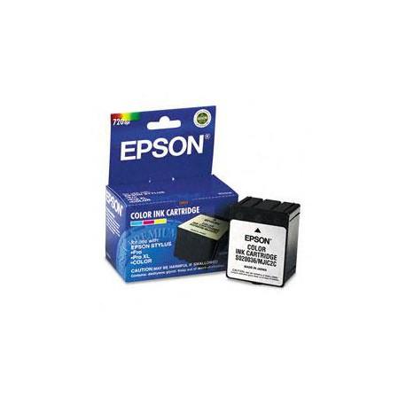 Cartucho  De Tinta Compatible EPSON S020036 3 colores S020036