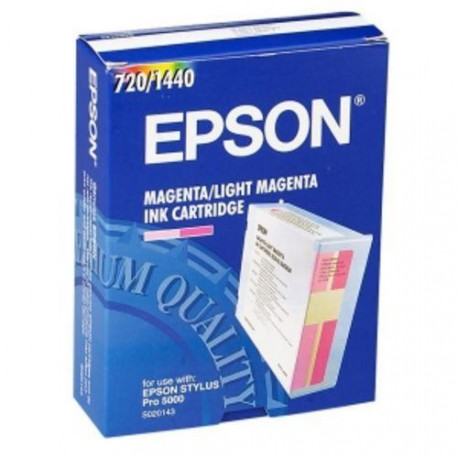 Cartucho  De Tinta Compatible EPSON S020143 magenta claro S020143