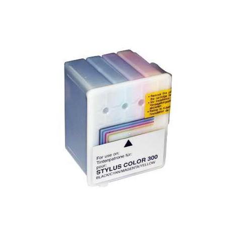 Cartucho  De Tinta Compatible EPSON S020138 4 colores S020138