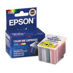 Cartucho  De Tinta Compatible EPSON S020097 3 colores S020097