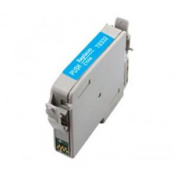 Cartucho De Tinta Compatible EPSON T0332 cian C13T03324010