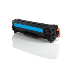 Toner Compatible HP 305A cian CE411A