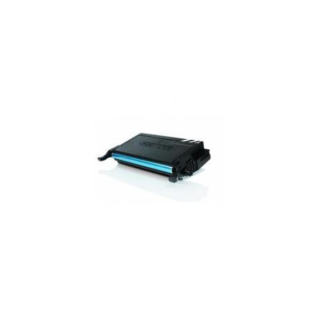 Toner Compatible SAMSUNG CLP-660 negro CLP-K660B