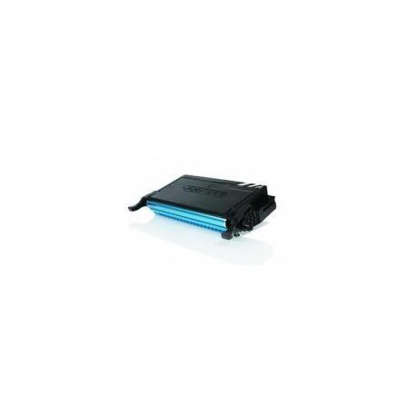 Toner Compatible SAMSUNG CLP-660 cian CLP-C660B