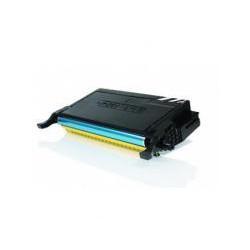Toner Compatible SAMSUNG CLP-660 amarillo CLP-Y660B