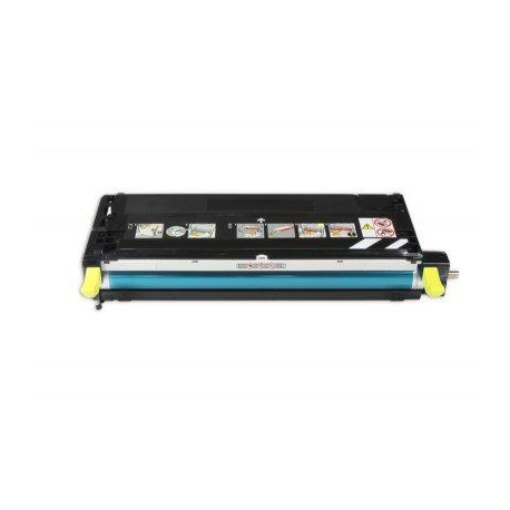 Toner Compatible XEROX 6180 amarillo 113R00725