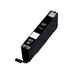 Cartucho  De Tinta Compatible CANON CLI551XL negro 6443B001