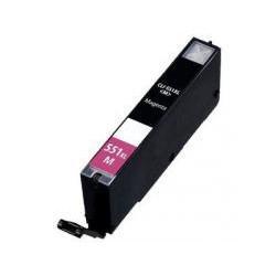 Cartucho  De Tinta Compatible CANON CLI551XL magenta 6445B001