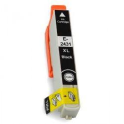 Cartucho  De Tinta Compatible EPSON T2431 negro C13T24314010
