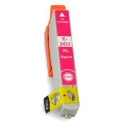 Cartucho  De Tinta Compatible EPSON T2433 magenta C13T24334010