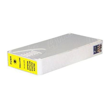 Cartucho  De Tinta Compatible EPSON T5594 amarillo C13T55944010