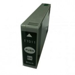 Toner Compatible EPSON T7011 negro C13T70114010