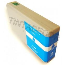 Toner Compatible EPSON T7012 cian C13T70124010