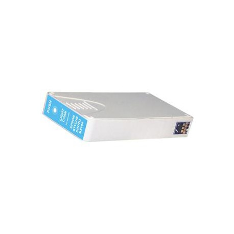Cartucho  De Tinta Compatible EPSON T5595 cian claro C13T55954010