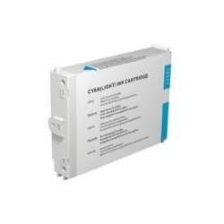 Cartucho  De Tinta Compatible EPSON T465011 cian claro C13T465011