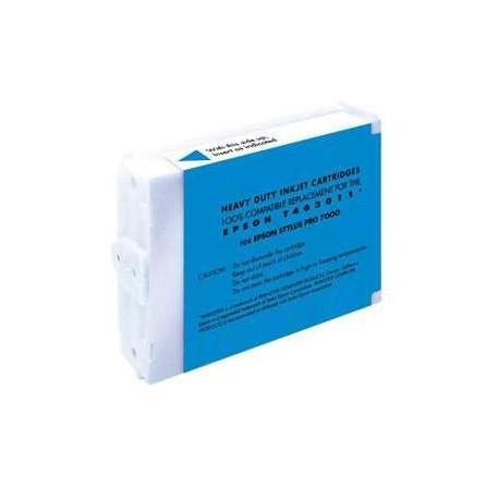 Cartucho  De Tinta Compatible EPSON T463011 cian C13T463011