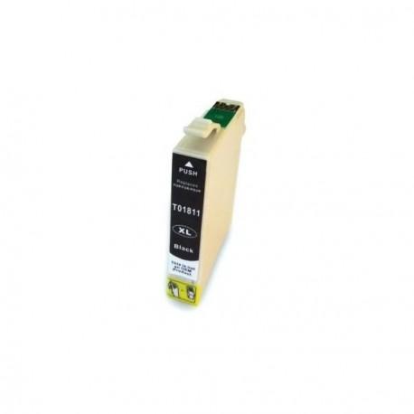 Cartucho De Tinta Compatible EPSON T1811 negro C13T18114010