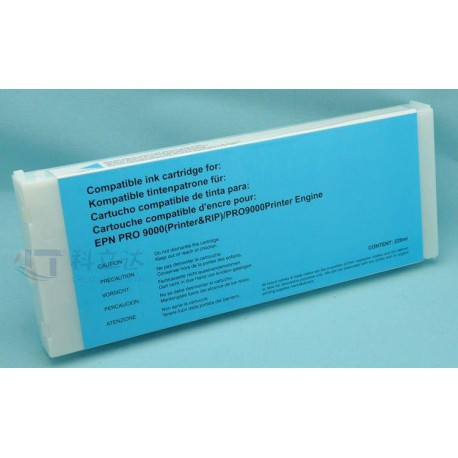 Cartucho De Tinta Compatible EPSON T410011 cian C13T410011