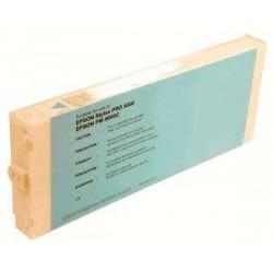 Cartucho  De Tinta Compatible EPSON T412011 cian claro C13T412011