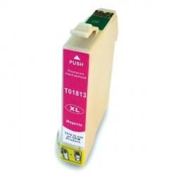 Cartucho  De Tinta Compatible EPSON T1813 magenta C13T18134010