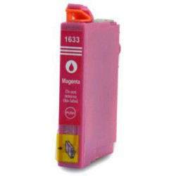 Cartucho  De Tinta Compatible EPSON T1633 magenta C13T16334010