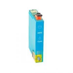 Cartucho  De Tinta Compatible EPSON T2632 cian C13T26324010