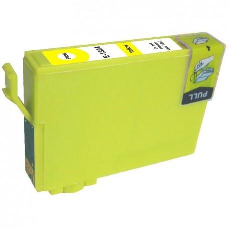 Cartucho De Tinta Compatible EPSON T1304 amarillo C13T13044010