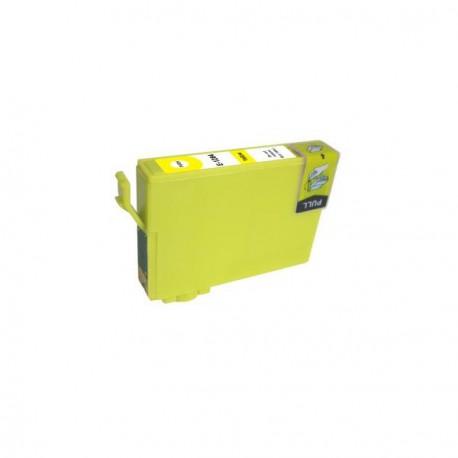 Cartucho  De Tinta Compatible EPSON T1284 amarillo C13T12844010