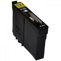 Cartucho  De Tinta Compatible EPSON T1291 negro C13T12914010
