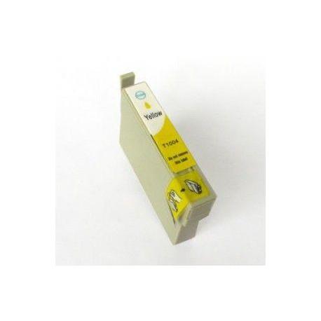 Cartucho  De Tinta Compatible EPSON T1004 amarillo C13T10044010