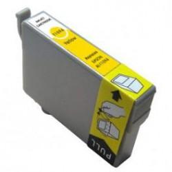 Cartucho  De Tinta Compatible EPSON T1294 amarillo C13T12944010