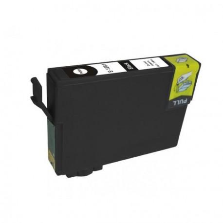 Cartucho De Tinta Compatible EPSON T1281 negro C13T12814010