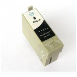 Cartucho  De Tinta Compatible EPSON T1001 negro C13T10014010