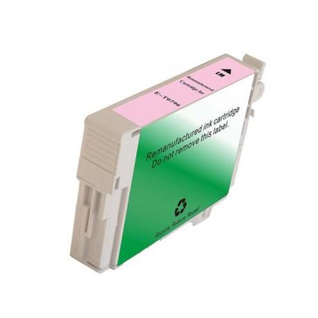 Cartucho  De Tinta Compatible EPSON T0796 magenta claro C13T07964010