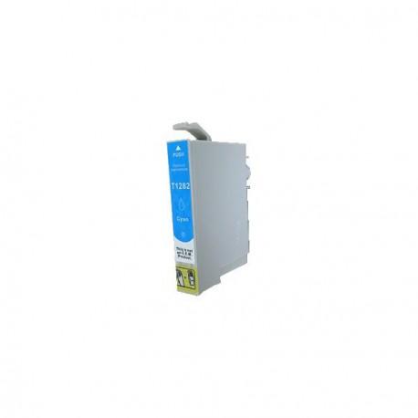 Cartucho  De Tinta Compatible EPSON T1282 cian C13T12824010