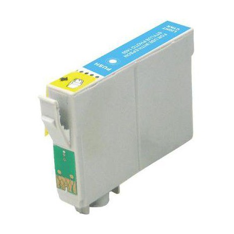 Cartucho  De Tinta Compatible EPSON T0965 cian claro C13T09654010