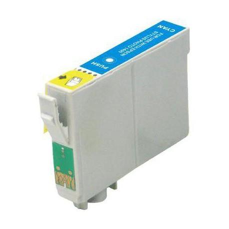 Cartucho  De Tinta Compatible EPSON T0962 cian C13T09624010