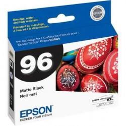 Cartucho De Tinta Compatible EPSON T0968 negro mate C13T09684010