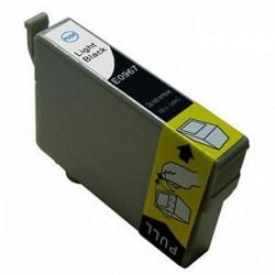 Cartucho  De Tinta Compatible EPSON T0967 negro claro C13T09674010
