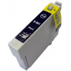 Cartucho  De Tinta Compatible EPSON T0801 negro C13T08014010