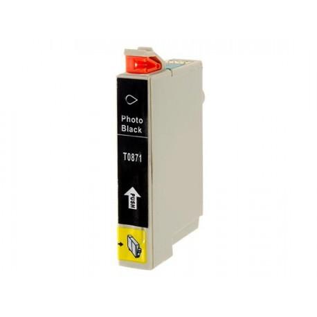 Cartucho  De Tinta Compatible EPSON T0871 negro foto C13T08714010