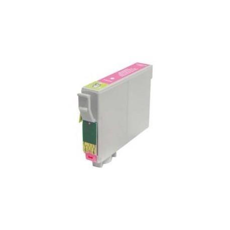 Cartucho  De Tinta Compatible EPSON T0733 magenta C13T073320
