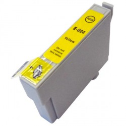 Cartucho De Tinta Compatible EPSON T0804 amarillo C13T08044010