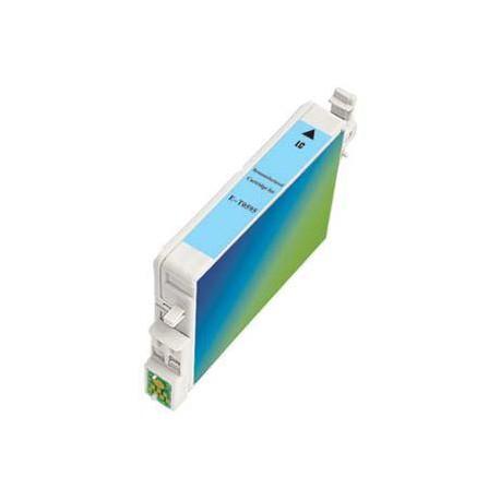 Cartucho  De Tinta Compatible EPSON T0595 cian claro C13T05954010