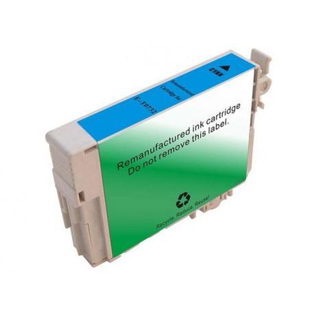 Cartucho  De Tinta Compatible EPSON T0732 cian C13T073220