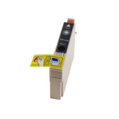 Cartucho  De Tinta Compatible EPSON T0731 negro C13T073120