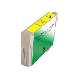 Cartucho De Tinta Compatible EPSON T0734 amarillo C13T073420