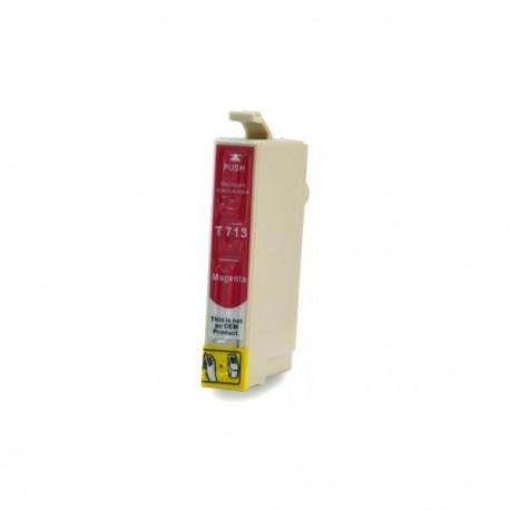Cartucho  De Tinta Compatible EPSON T0713 magenta C13T07134011